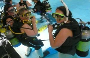 Snorkel smiles